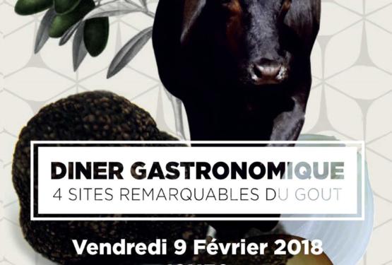 Vendredi 9 février Diner Gastronomique