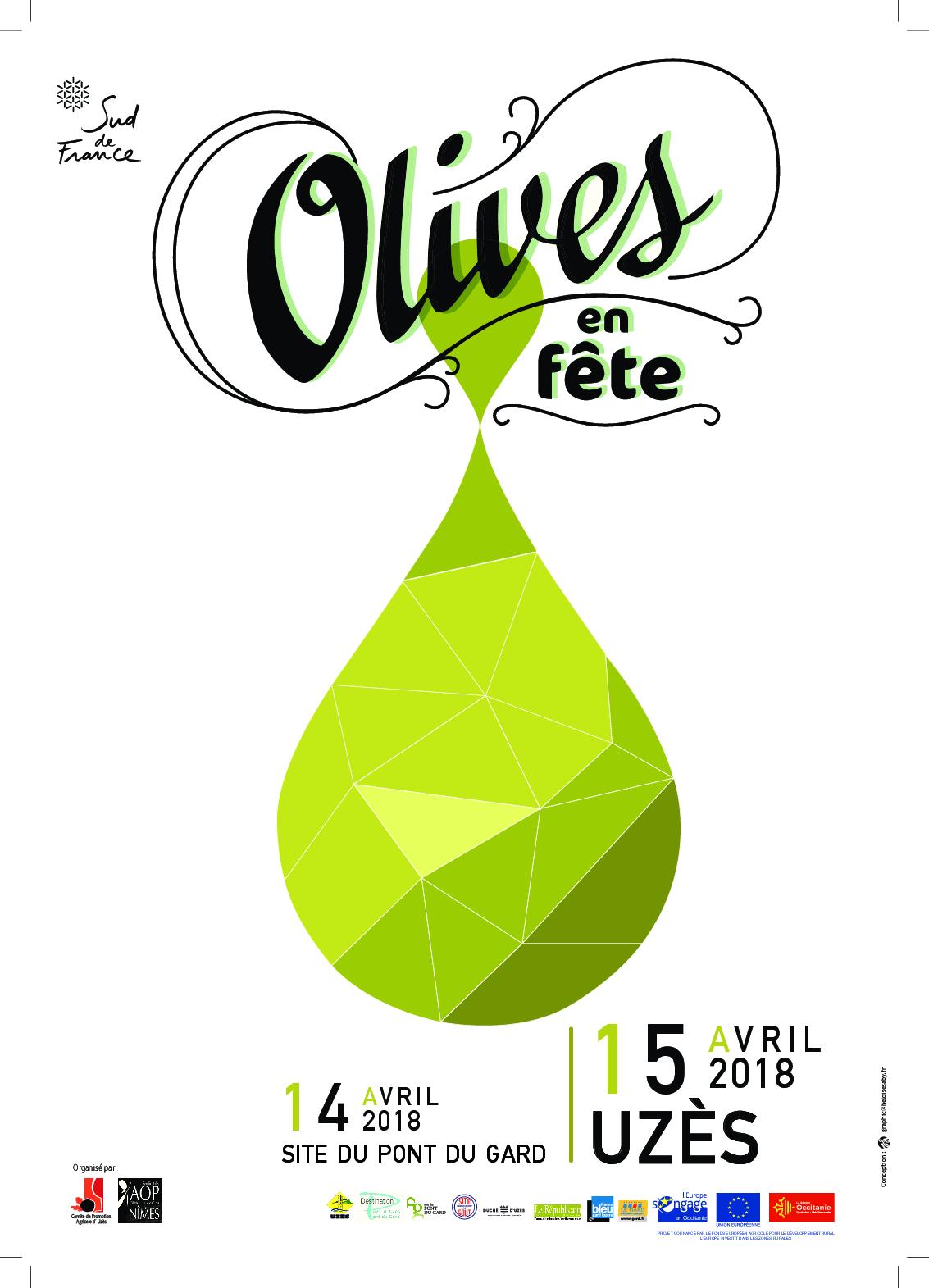 Olives en fête en Pays d'Uzès et du Pont du Gard
