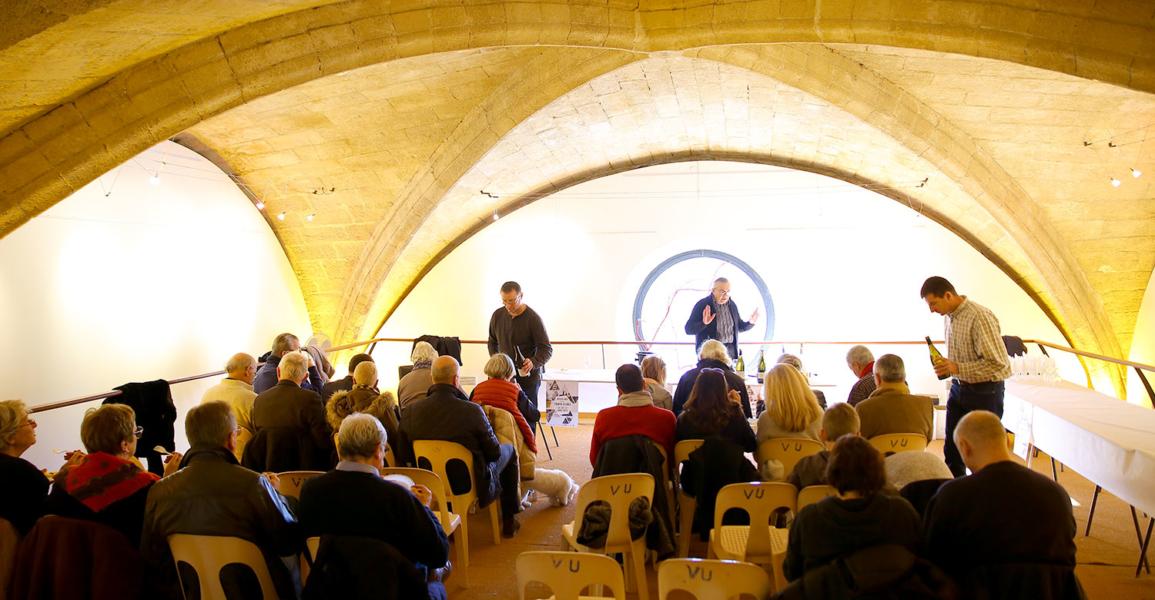 Dimanche 19 janvier 2020 : Dégustations de mets truffés et vins AOP Duché d'Uzès