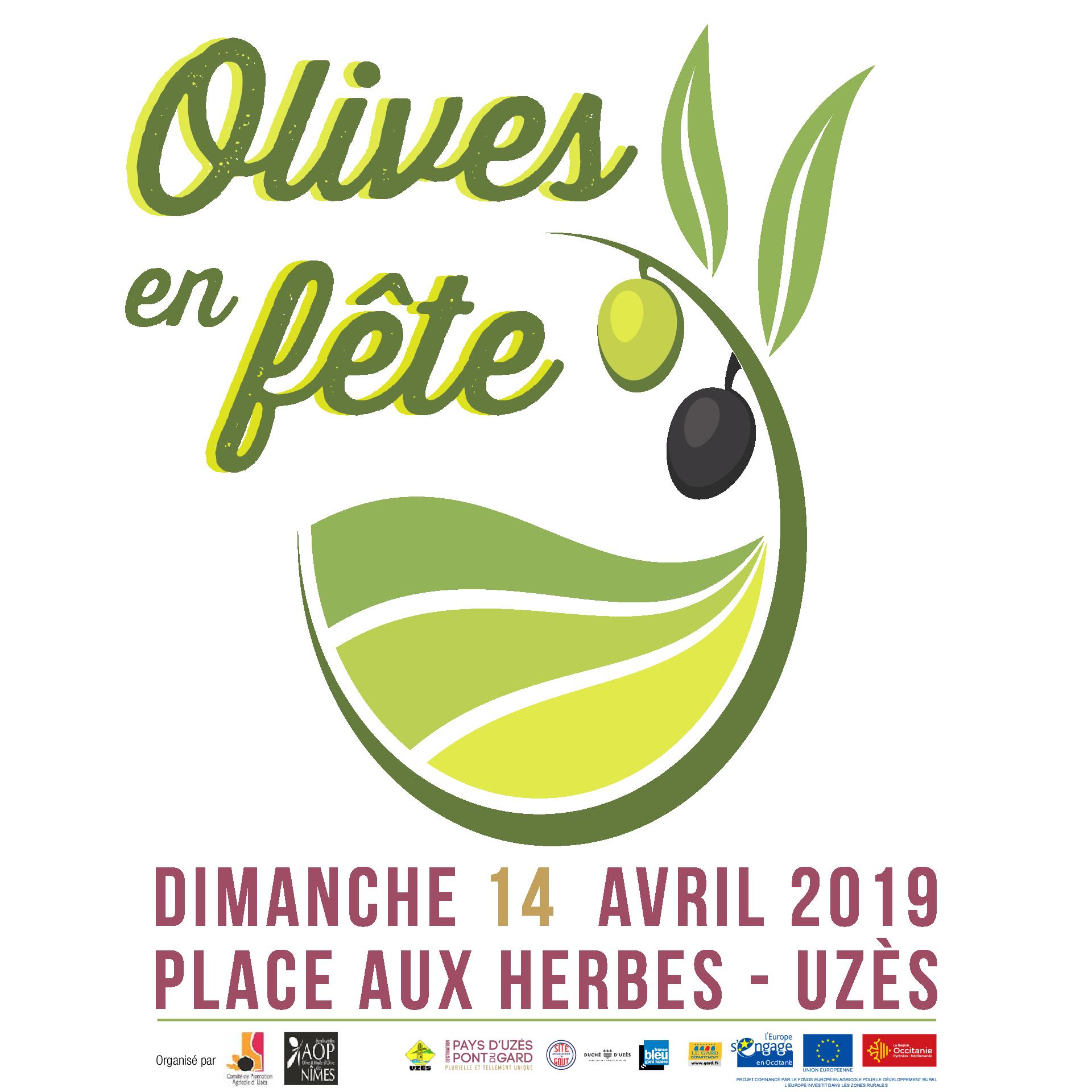 Olives en fête